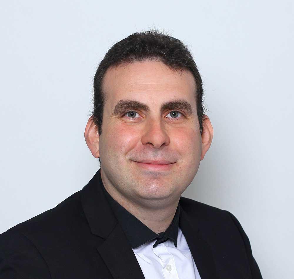 Alon Zaberzinsky, fondateur de Maintech Santé